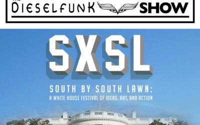 Dieselfunk @ South By South Lawn #SXSL