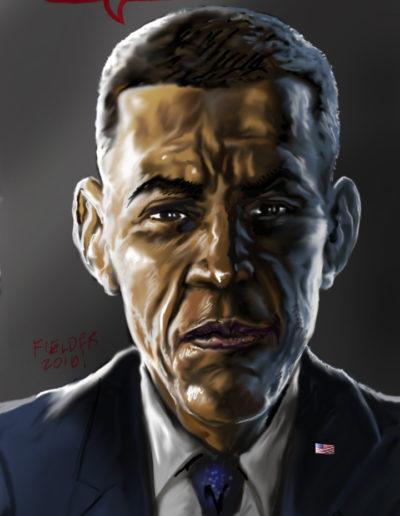 Former President Barak Obama