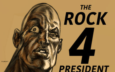 The Rock for President!